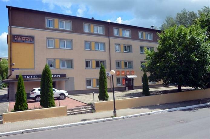 Гостиница Неман