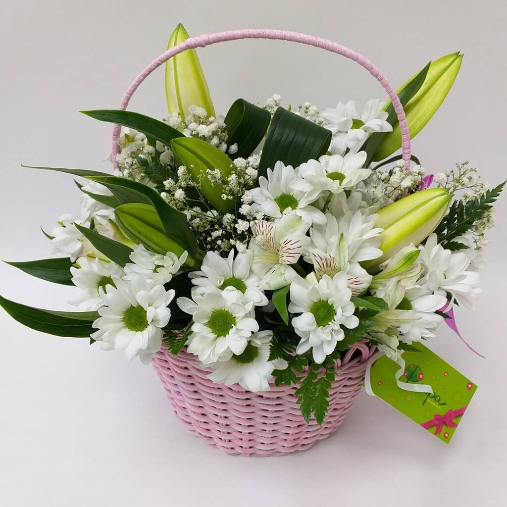 Заказ цветов в норильске флора