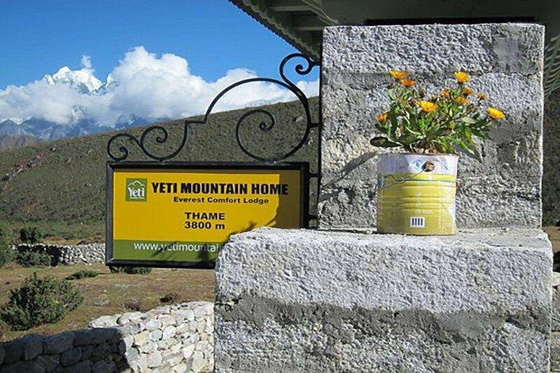 Yeti Mountain Home, Thame