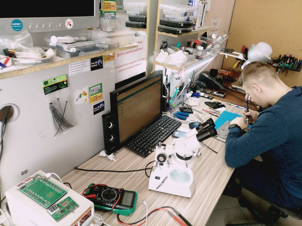 компьютерный ремонт и услуги — АТОМ-сервис — Омск, фото №4