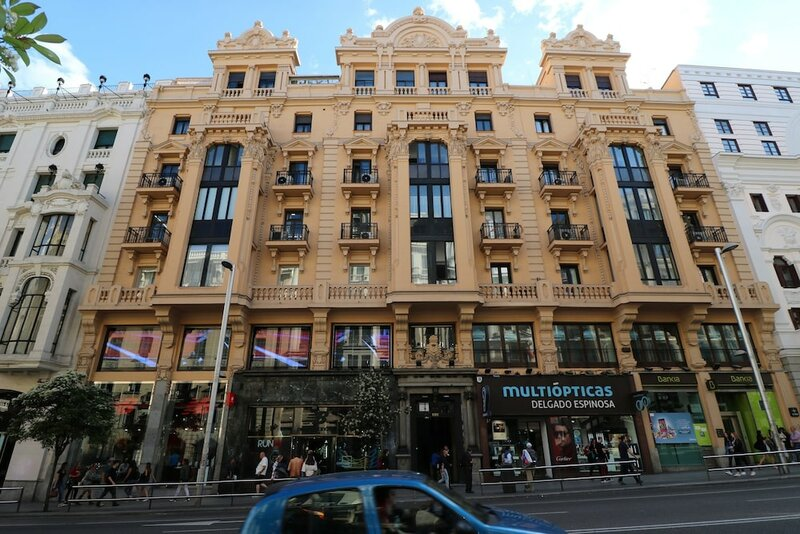 Hostal Hispano Argentino Gran VIA