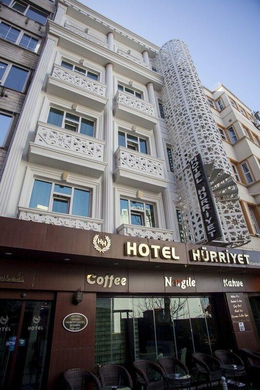 Sirkeci Grand Hurriyet Hotel