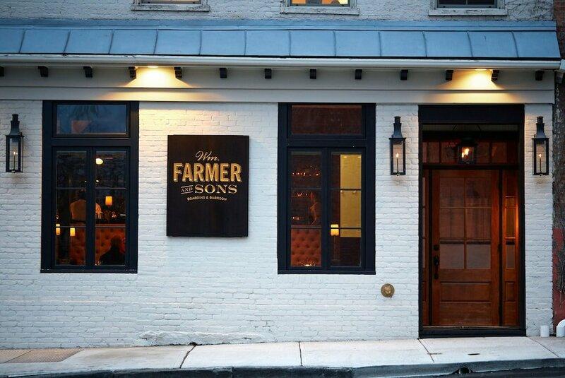 Wm. Farmer & Sons Boarding and Barroom