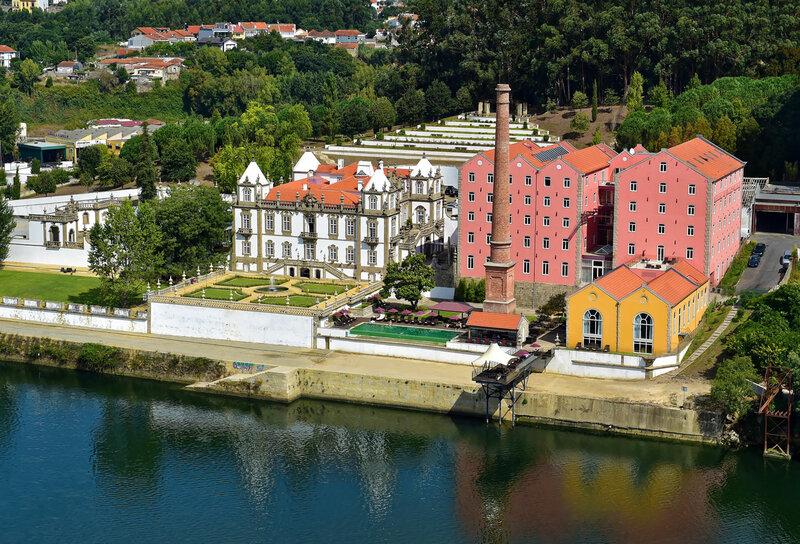 Pestana Palacio do Freixo, Porto