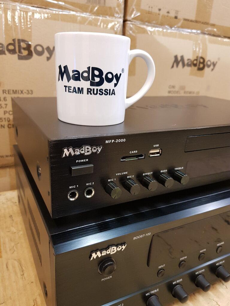 звуковое и световое оборудование — Madboy караоке — Москва, фото №6