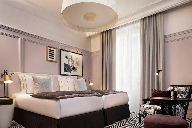 Отель и СПА Le Damantin