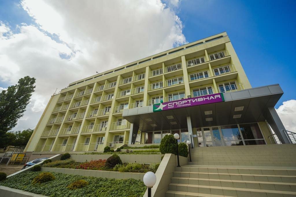 гостиница — Спортивная — Симферополь, фото №2