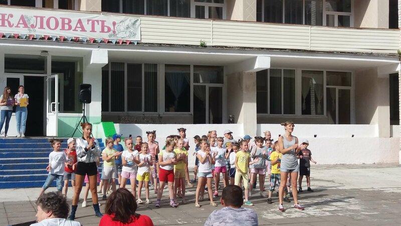 Детский оздоровительный лагерь Полочанка