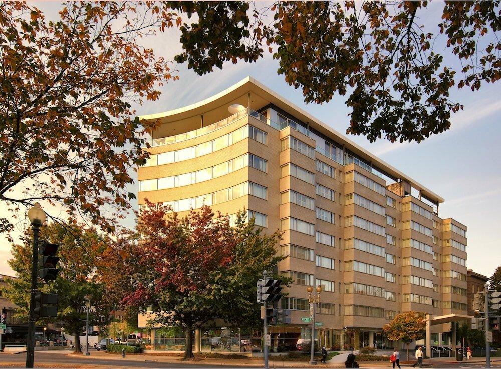 гостиница — The Dupont Circle Hotel — City of Washington, фото №1