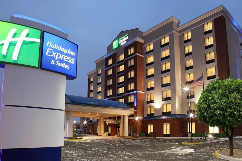 Holiday Inn Express Hotel & Suites Columbus Univ Area - Osu