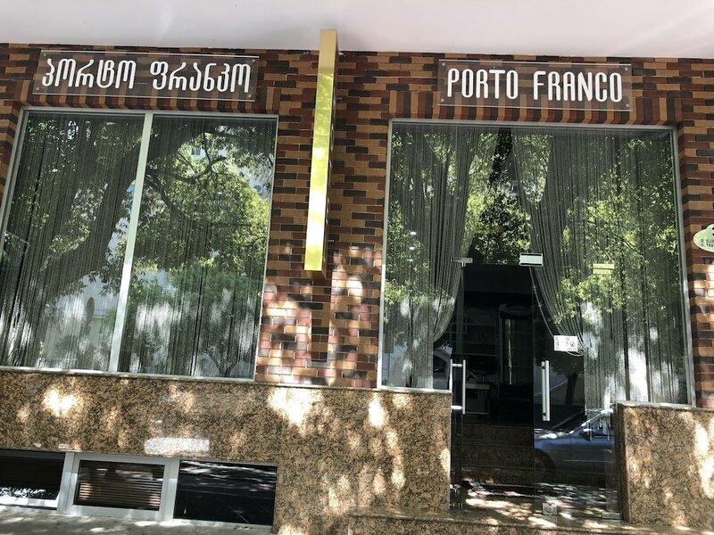Отель Porto Franco Batymi