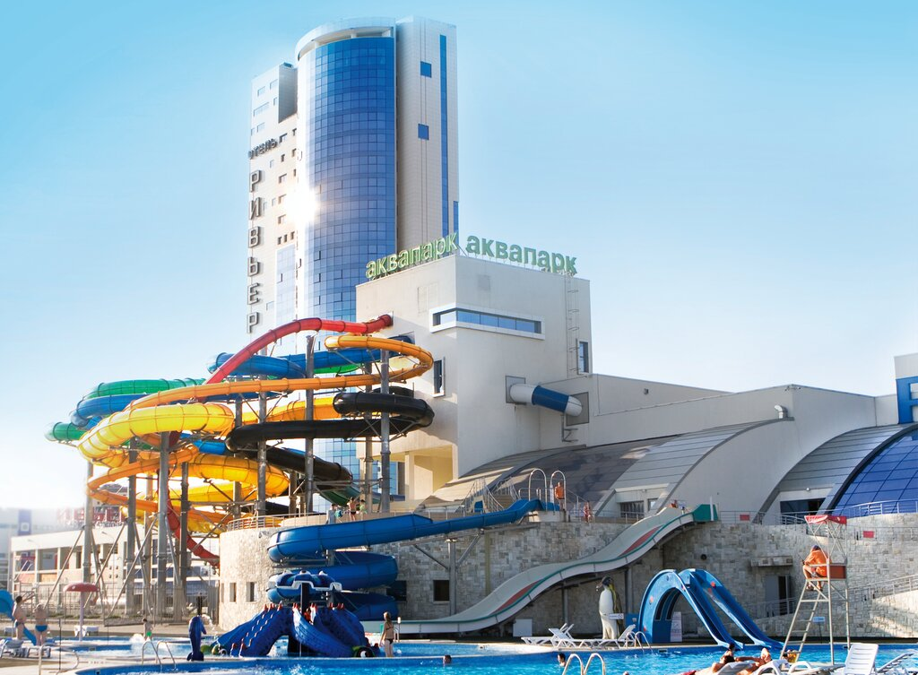 Казанский аквапарк ривьера все картинки