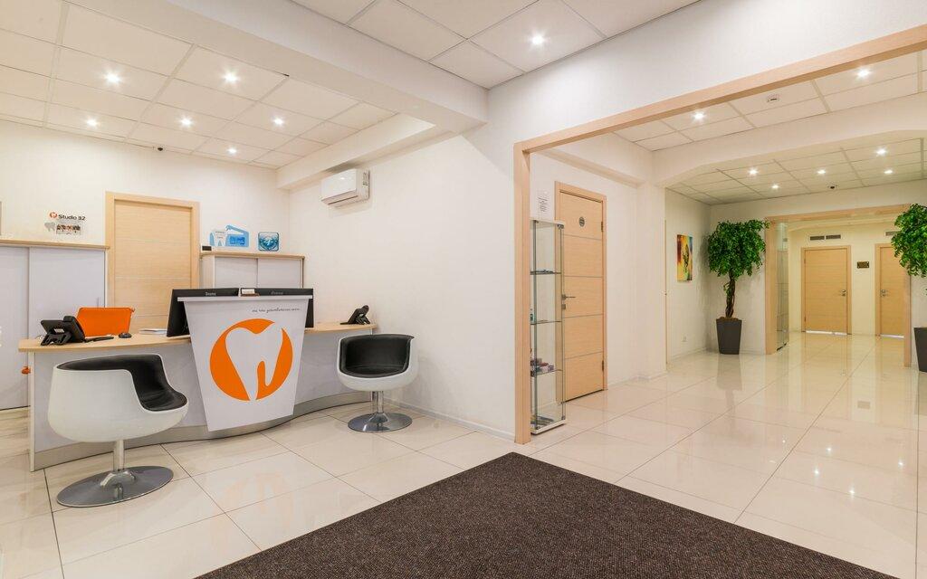 стоматологическая клиника — Studio32 — Москва, фото №2