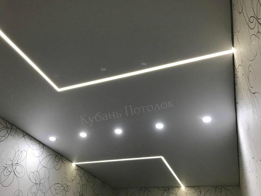 натяжные и подвесные потолки — Кубань Потолок — Краснодар, фото №5