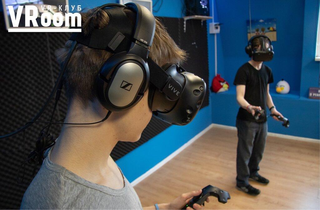 клуб виртуальной реальности — VRoom VR-Клуб — Москва, фото №3