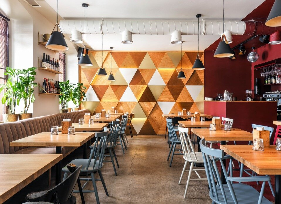 restaurant — Wong Kar Wine — Saint Petersburg, фото №7