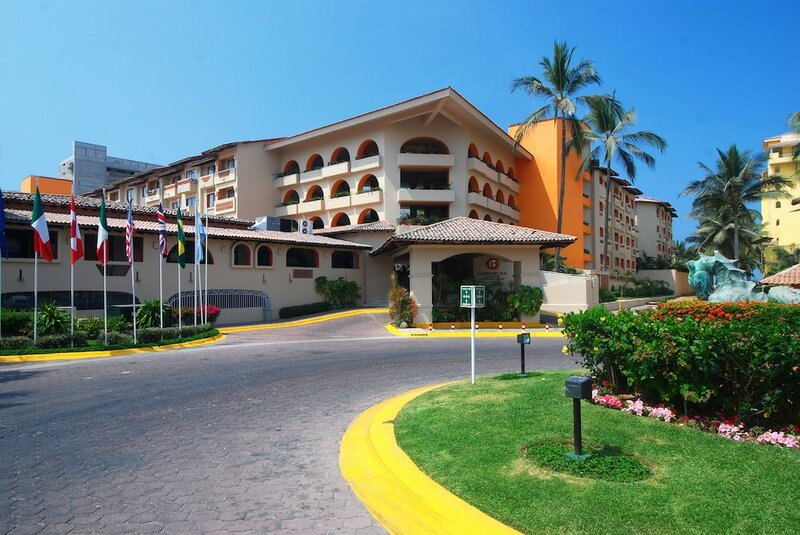 Canto del Sol Plaza Vallarta Beach & Tennis Resort - Все включено
