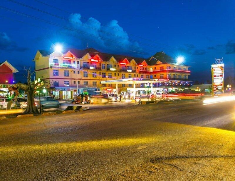 Nice Digital Hotel Mwea