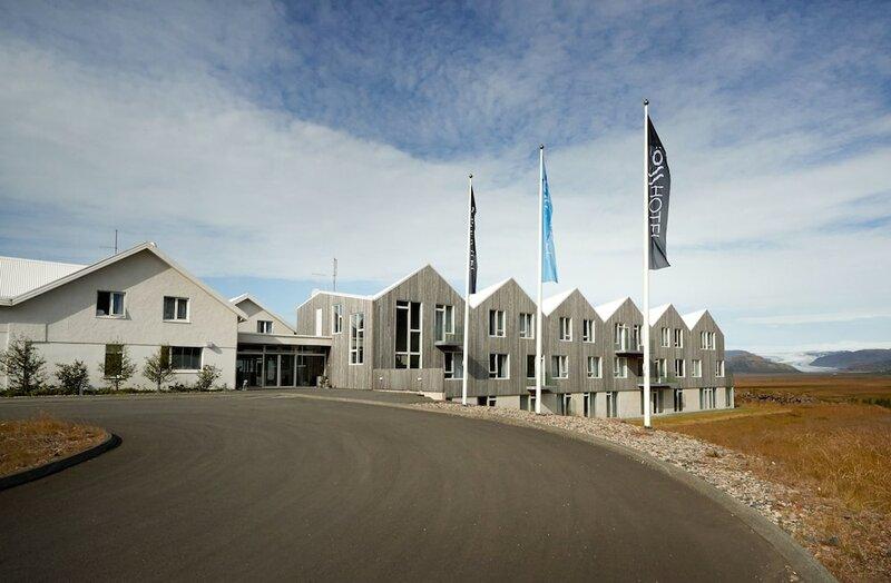 Fosshotel Vatnajokull