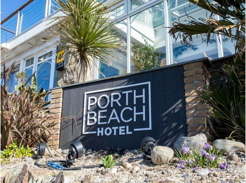 Porth Beach Hotel
