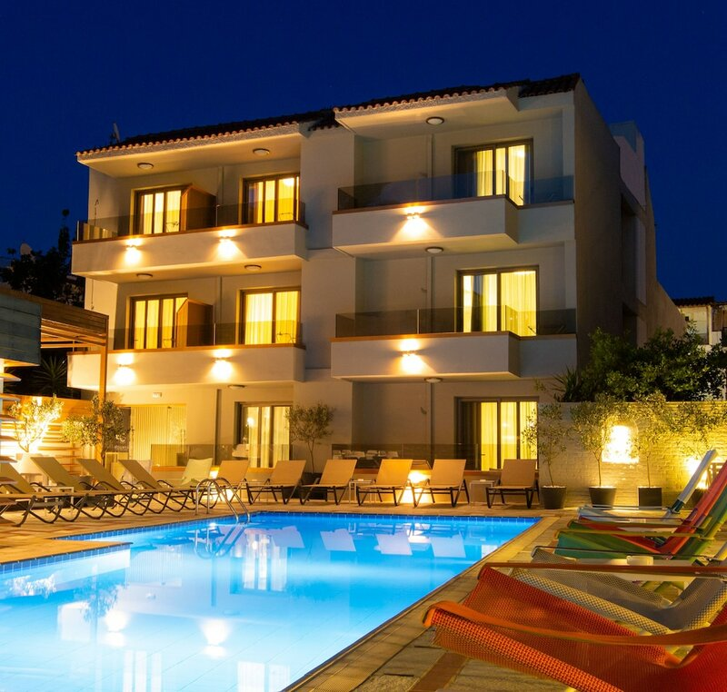Bourtzi Hotel