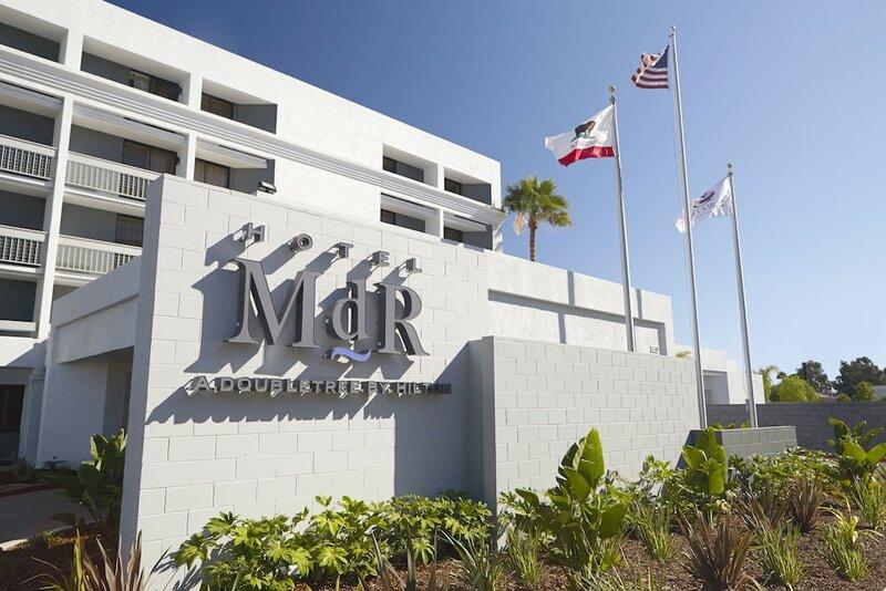 Mdr Marina Del Rey- A Doubletree by Hilton