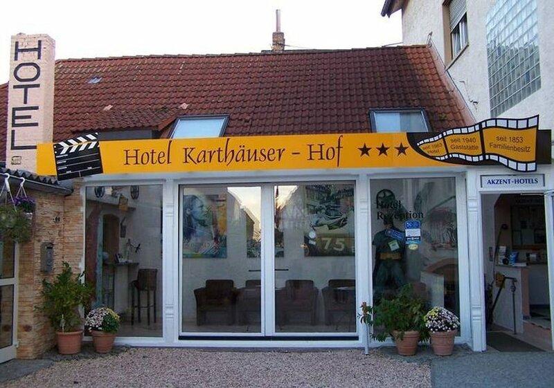 Hotel Karthaeuser Hof