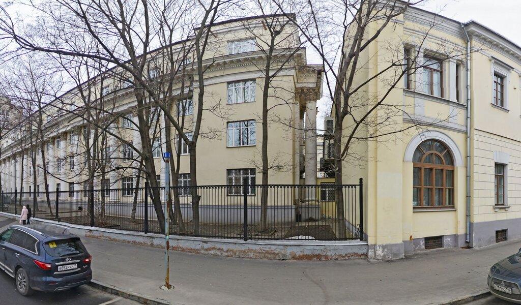 Панорама музей — Мемориальный музей-квартира Гнесиной Ел. Ф. — Москва, фото №1