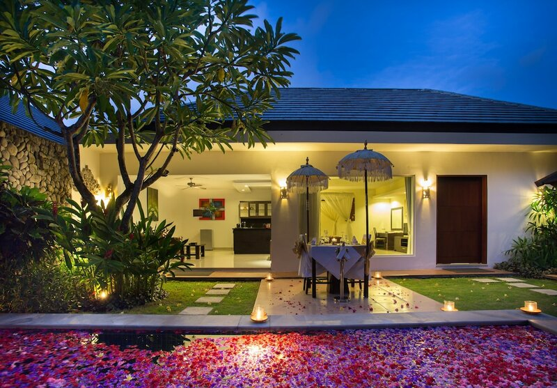 The Yubi Boutique Villas Seminyak