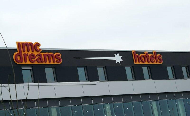 McDreams Hotel Essen-City