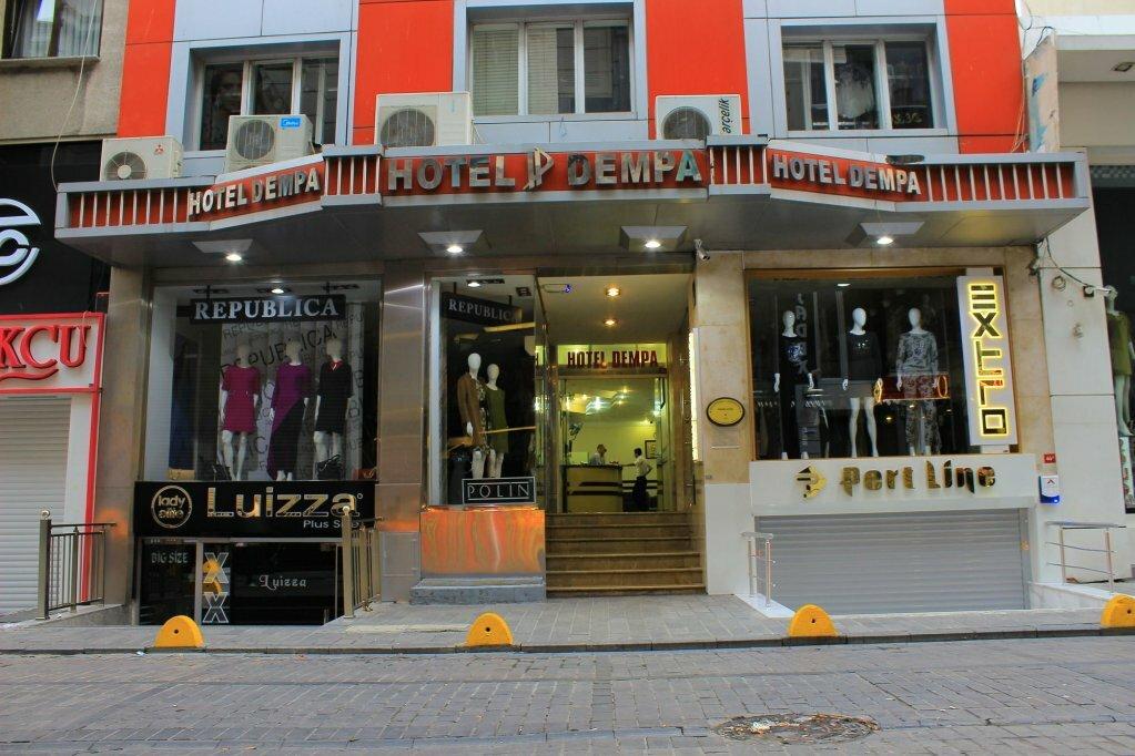otel — Dempa Hotel — Fatih, photo 1