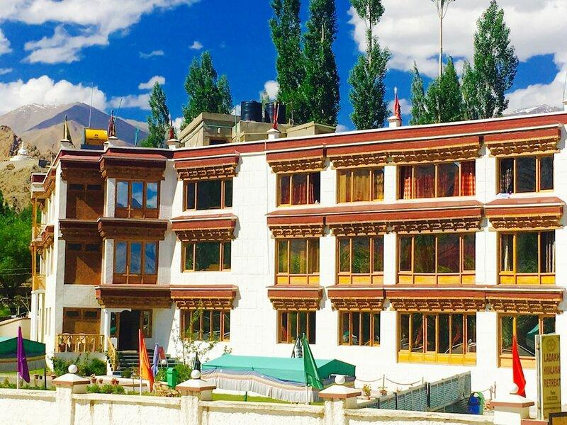 Ladakh Himalayan Retreat