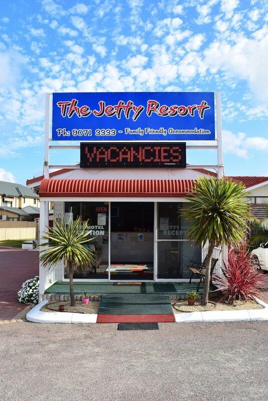 The Jetty Resort
