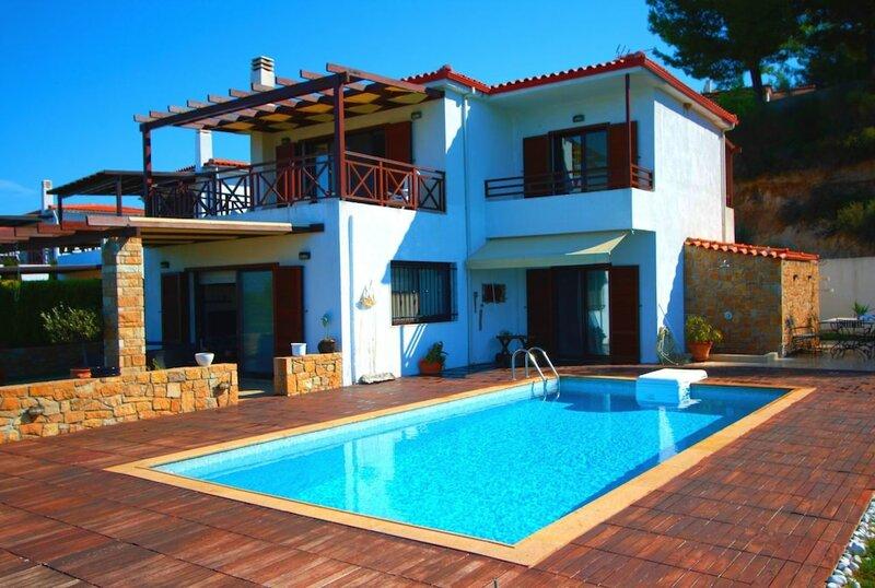 Вилла Miroir Private Pool Elani