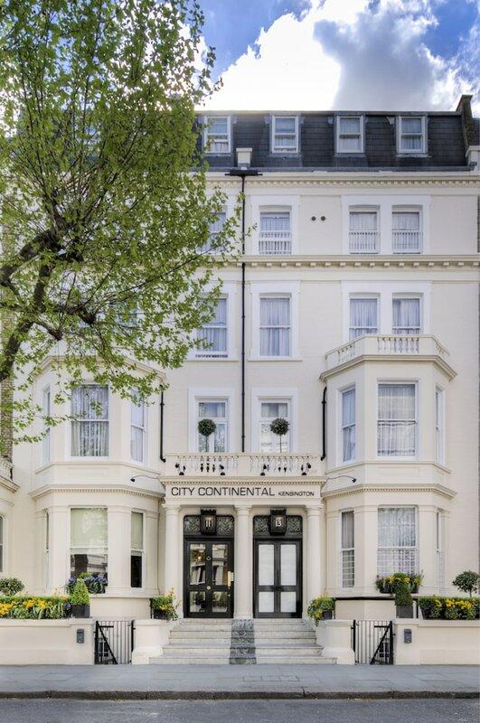 City Continental Kensington London