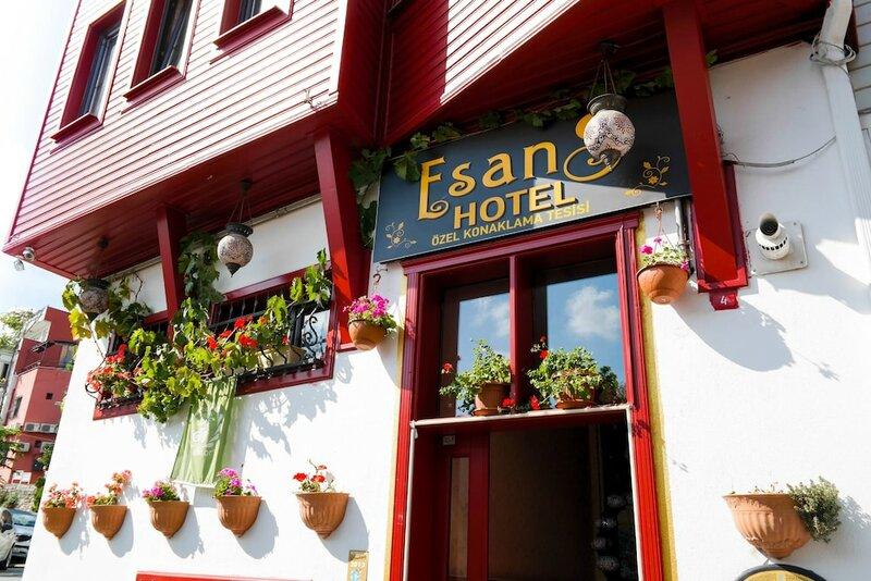 Esans Hotel - Special Class