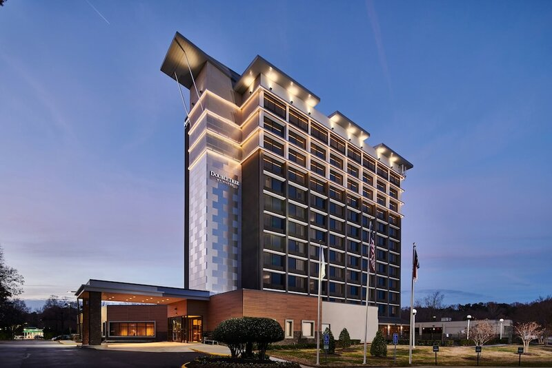 DoubleTree by Hilton Raleigh Crabtree Valley