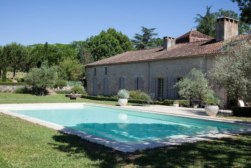 Domaine de Labarthe Cahors Maison d'hôtes Guest House