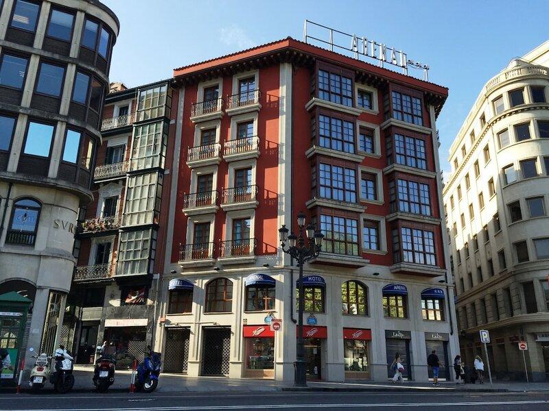 Sercotel Arenal Bilbao