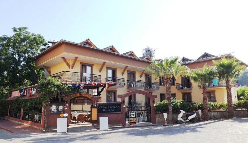 Orange Garden Apart & Hotel