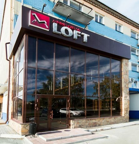 Бизнес-отель Loft