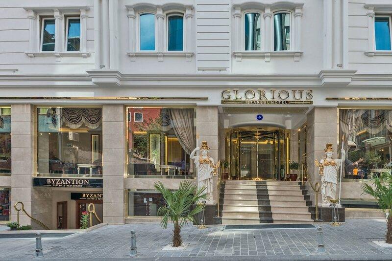 Отель Glorious