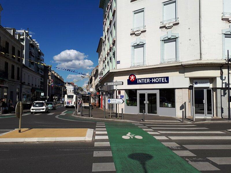 The Originals City, Hôtel Nevers Centre Gare