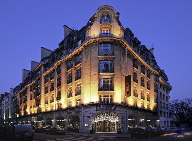 Sofitel Paris Arc de Triomphe Hotel
