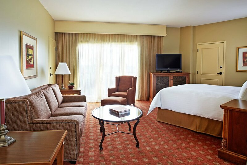 Marriott Shoals Hotel And SPA