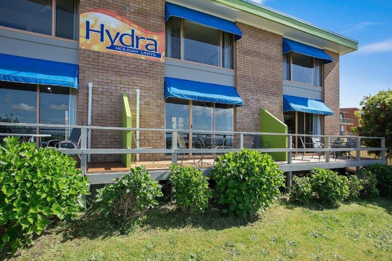 Hydra Holiday Units