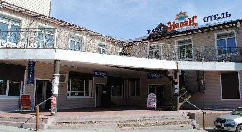 Отель Наран