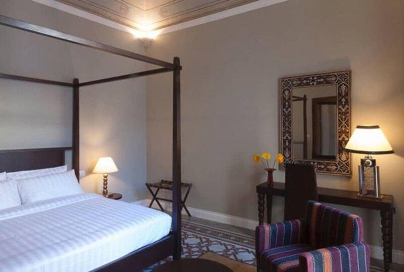 Vittorio's luxury suites