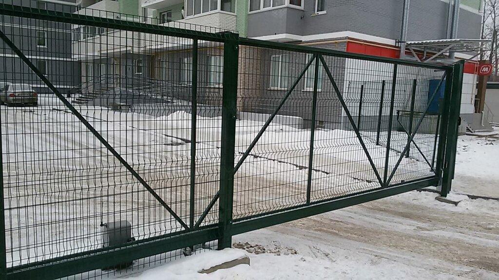 автоматические двери и ворота — ИжВорота — Ижевск, фото №1