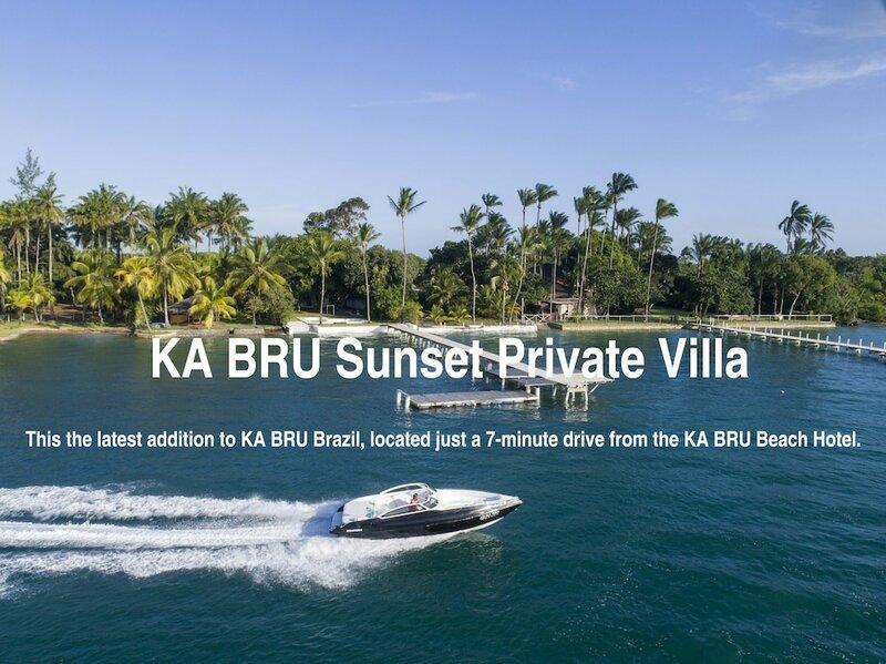 Ka Bru Beach Boutique Hotel